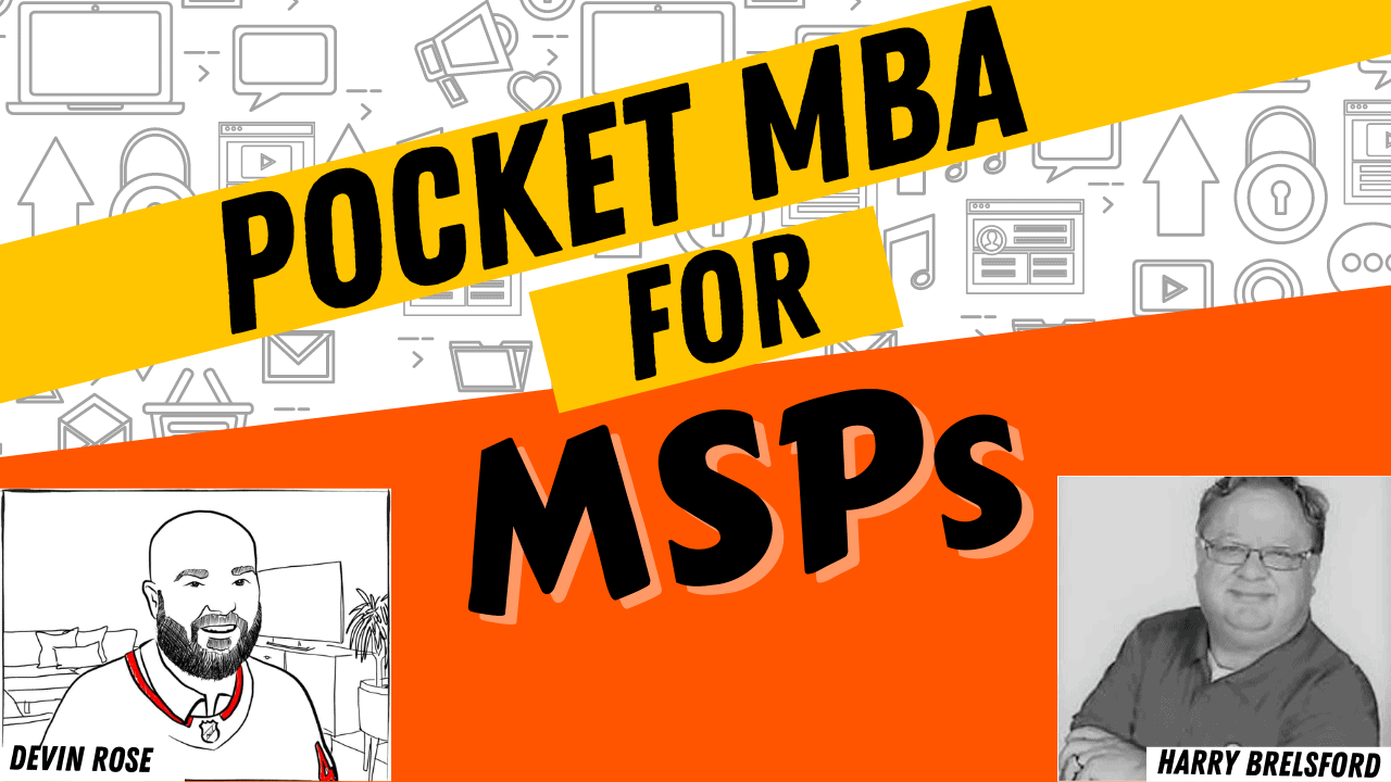 Webinar: Pocket MBA for MSPs